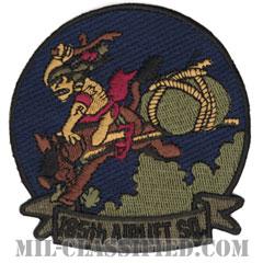 第185空輸隊(185th Airlift Squadron)[サブデュード/カットエッジ/パッチ]の画像