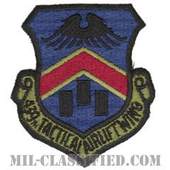 第439戦術空輸航空団(439th Tactical Airlift Wing)[サブデュード/カットエッジ/パッチ]の画像