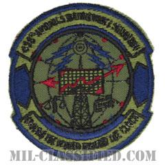 第436アビオニクス整備隊(436th Avionics Maintenance Squadron)[サブデュード/カットエッジ/パッチ]の画像