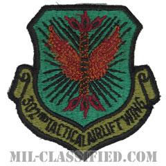 第302戦術空輸航空団(302nd Tactical Airlift Wing)[サブデュード/カットエッジ/パッチ]の画像
