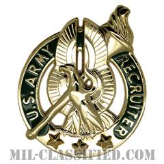 陸軍募兵章 (ゴールド)(Army Recruiter Badge, Gold)[カラー/バッジ]の画像