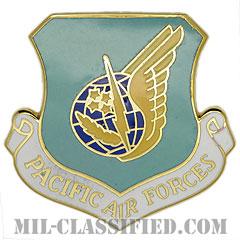 太平洋空軍(Pacific Air Forces)[カラー/ベレー章/バッジ]の画像