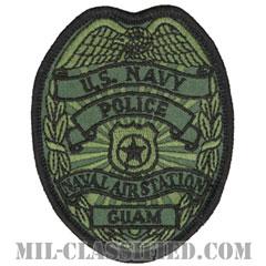 Naval Security Force (グアム海軍航空基地憲兵隊)[サブデュード/メロウエッジ/パッチ]の画像