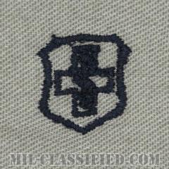 医療章 (下士官用ベーシック)(Enlisted Medical Badge, Basic)[ABU/パッチ]の画像