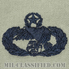 輸送章 (マスター)(Transportation Badge, Master)[ABU/パッチ]の画像