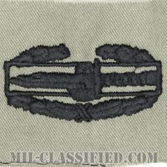 戦闘行動章(Combat Action Badge (CAB))[ABU/パッチ]の画像