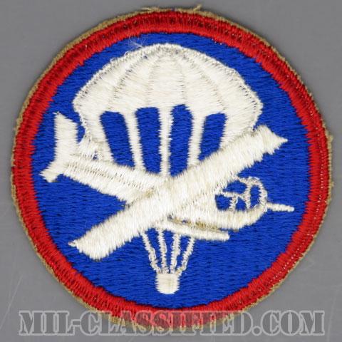 空挺部隊 (将校用)(Paraglider/Airborne, Officer)[カラー/カットエッジ/パッチ/1点物]の画像