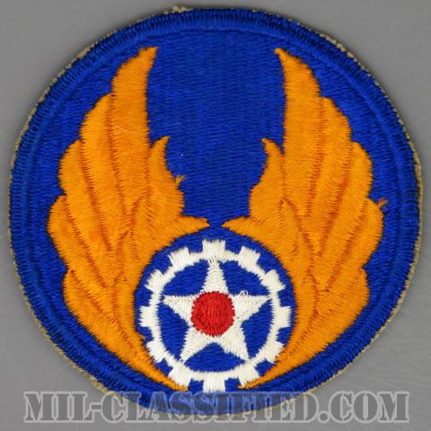 空軍兵站軍団(Air Force Logistics Command)[カラー/カットエッジ/パッチ/1点物]の画像