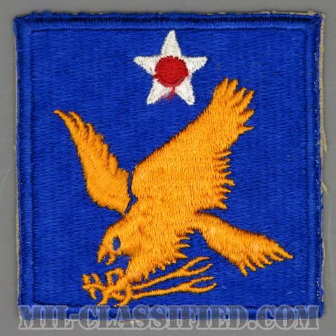 第2空軍(2nd Air Force)[カラー/カットエッジ/パッチ/1点物]の画像