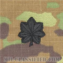 中佐(Lieutenant Colonel (LTC))[OCP/空軍階級章/キャップ・チェスト用/縫い付けパッチ]の画像