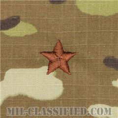准将(Brigadier General (BG))[OCP/空軍階級章/チェスト用/縫い付けパッチ]の画像