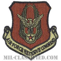 空軍予備役軍団(Air Force Reserve Command)[OCP/カットエッジ/ベルクロ付パッチ]の画像