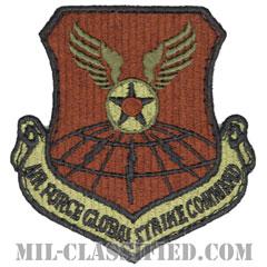 地球規模攻撃軍団(Air Force Global Strike Command)[OCP/カットエッジ/ベルクロ付パッチ]の画像