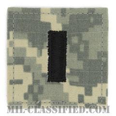 中尉(First Lieutenant (1LT))[UCP(ACU)/階級章/ベルクロ付パッチ]の画像