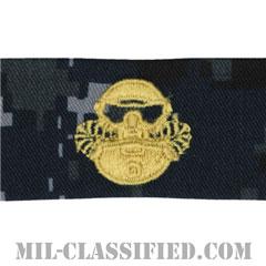 Marine Corps Combatant Diver[NWU Type1/生地テープパッチ]の画像