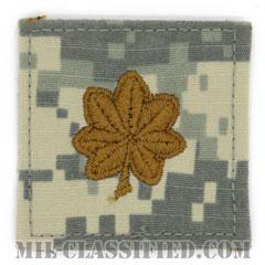 少佐(Major (MAJ))[UCP(ACU)/階級章/ベルクロ付パッチ]の画像
