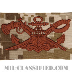 Special Warfare Combatant-craft Crewman (SWCC), Senior[NWU Type2(AOR1)/生地テープパッチ]の画像