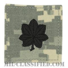 中佐(Lieutenant Colonel (LTC))[UCP(ACU)/階級章/ベルクロ付パッチ]の画像