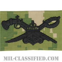 Special Warfare Combatant-craft Crewman (SWCC), Basic[NWU Type3(AOR2)/生地テープパッチ]の画像