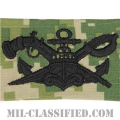 Special Warfare Combatant-craft Crewman (SWCC), Senior[NWU Type3(AOR2)/生地テープパッチ]の画像