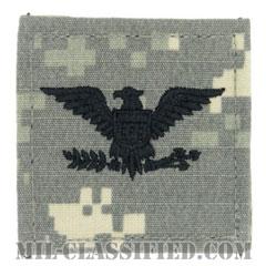 大佐(Colonel (COL))[UCP(ACU)/階級章/ベルクロ付パッチ]の画像
