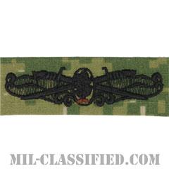 Surface Warfare Dental Corps[NWU Type3(AOR2)/生地テープパッチ]の画像
