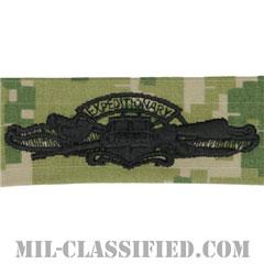 Enlisted Expeditionary Warfare Specialist[NWU Type3(AOR2)/生地テープパッチ]の画像
