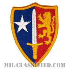 北大西洋条約機構連合軍(Allied Command North Atlantic Treaty Organization (NATO))[カラー/メロウエッジ/パッチ]の画像