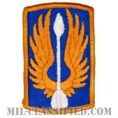 第18航空旅団(18th Aviation Brigade)[カラー/メロウエッジ/パッチ]の画像