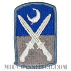 第218歩兵旅団(218th Infantry Brigade)[カラー/メロウエッジ/パッチ]の画像
