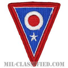 オハイオ州 州兵(National Guard, Ohio)[カラー/メロウエッジ/パッチ]の画像