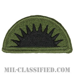 第41歩兵師団(41st Infantry Division)[サブデュード/メロウエッジ/パッチ]の画像