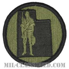 ユタ州 州兵(National Guard, Utah)[サブデュード/メロウエッジ/パッチ]の画像