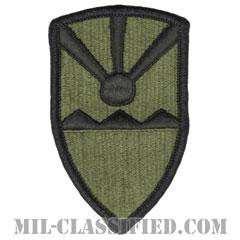ヴァージン諸島 州兵(National Guard, Virgin Islands)[サブデュード/メロウエッジ/パッチ]の画像