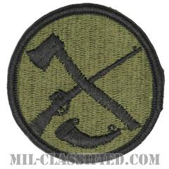 ウェストバージニア州 州兵(National Guard, West Virginia)[サブデュード/メロウエッジ/パッチ]の画像