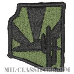 アリゾナ州 州兵(National Guard, Arizona)[サブデュード/メロウエッジ/パッチ]の画像