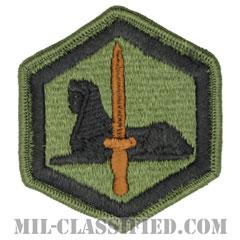 第66軍事情報旅団(66th Military Intelligence Brigade)[サブデュード/メロウエッジ/パッチ]の画像