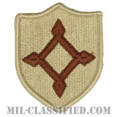 フロリダ州 州兵(National Guard, Florida)[デザート/メロウエッジ/パッチ]の画像
