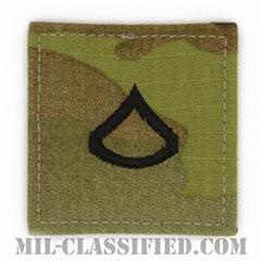上等兵(Private First Class (PFC))[OCP/階級章/ベルクロ付パッチ]の画像