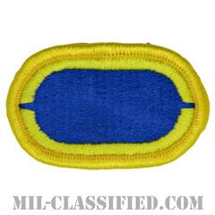 第504空挺歩兵連隊第1大隊(1st Battalion, 504th Parachute Infantry Regiment)[カラー/メロウエッジ/オーバルパッチ]の画像