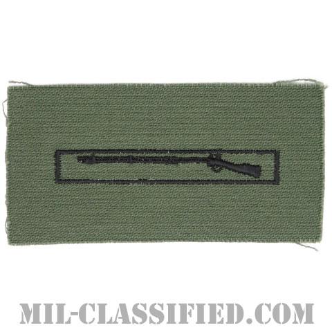 優秀歩兵章(Expert Infantryman Badge (EIB))[サブデュード/1960s/コットン100%/パッチ]の画像