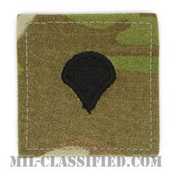 特技兵(Specialist (SPC))[OCP/階級章/ベルクロ付パッチ]の画像