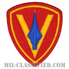 第5海兵師団(5th Marine Division)[カラー/メロウエッジ/パッチ]の画像