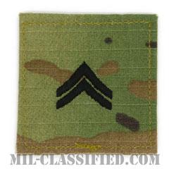 伍長(Corporal (CPL))[OCP/階級章/ベルクロ付パッチ]の画像