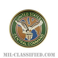 アメリカ中央軍(Central Command)[カラー/クレスト(Crest・DUI・DI)バッジ]の画像