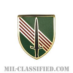 第4治安部隊支援旅団(4th Security Force Assistance Brigade)[カラー/クレスト(Crest・DUI・DI)バッジ]の画像