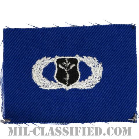 気象章 (ベーシック)(Meteorologist Badge, Basic)[カラー/空軍ブルー生地/パッチ]の画像