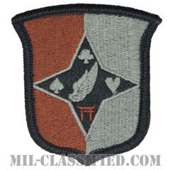 第101維持旅団 試作品(101st Sustainment Brigade, Prototype)[UCP(ACU)/メロウエッジ/ベルクロ付パッチ]の画像