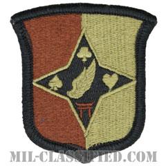 第101維持旅団 試作品(101st Sustainment Brigade, Prototype)[OCP/メロウエッジ/ベルクロ付パッチ]の画像