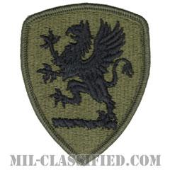 ミシガン州 州兵(National Guard, Michigan)[サブデュード/メロウエッジ/パッチ]の画像